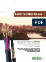 3 Cables Para Baja Tension