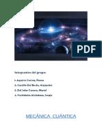 IEP Jedcer, Mecanica Cuantica, NB, Aguirre, Carrilo, Del Solar, Yoshidaira