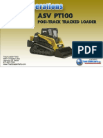 ASV PT100 Operations Manual
