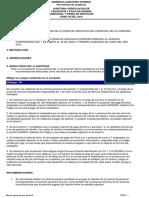 6. AUDITORIA VERIFICACION DE CAUSACION Y PAGO DE NOMINA QUINCENAL Y PRIMA DE SERVICIOS N° 147