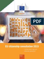 EU 2015 Public Consultation Booklet En