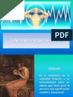 Funciones Psiquicas II