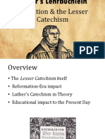 The Catechism and the Textbook