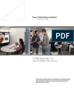 CCNA Security 2.0 Lab Manual