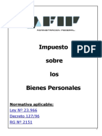 Manual-AFIP IMPUESTO SOBRE LOS BIENES PERSONALES.pdf
