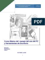 Manual de Uso Básico de Computadora