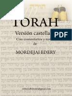 TORA+DE+MORDEJAI+EDERY