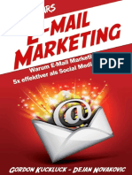 Crash-Kurs E-Mail-Marketing – Warum E-Mail-Marketing 5x Effektiver Als Social Media & Co. Ist (German Edition)_nodrm