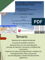 sesion 5 - clase de sismo