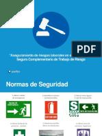 Aseguramiento de Riesgos Laborales en El Perú (SCTR) Seguro Complementario de Trabajo de Riesgo
