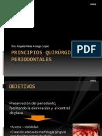 Principios Quirúrgicos Periodontales