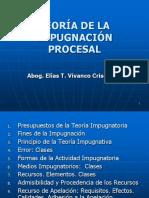 09 TEORIA DE LA IMPUGNACION PROCESAL.ppt