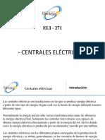Energía Eléctrica - Centrales