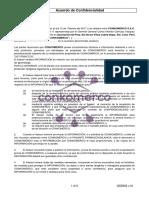 Qsd003 Acuerdo de Confidencialidad (1)