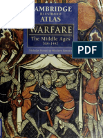 Cambridge Illustrated Atlas Warfare, The Middle Ages, 768-1487