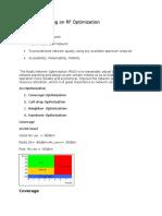 2G RF Optimization Guideline(1)