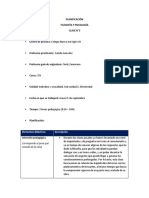 Planificación Clase 3