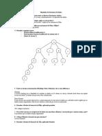 Simulado Estrutura de Dados