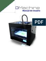 3D Machine ONE Manual