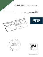 U3 Ferreiro - Vigencia de piaget.pdf