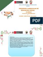Programacurricular Inicial Integrado Dcn_rutas
