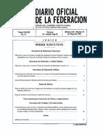 Acuerdo Nacional Para La Modernizacion Dof_19_may_1992