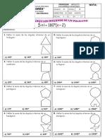 Práctica de Geometría 4º Suma de Áng. Internos Sxa 2017