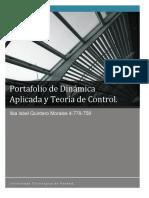 Portafolio de Dinamica y Teoria de Control