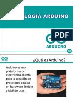 Tecnología Aduino