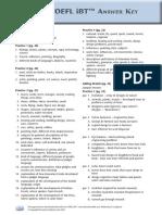 Direct to TOEFL iBT Answer Key.pdf