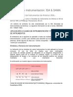 131363376 Normas de Instrumentacion ISA y SAMA