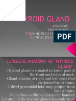 Thyroid Gland {Kullu}