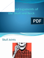 Joints and Ligaments of the Skull and Neck-2