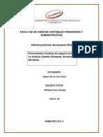 Reporte Del Informe Preliminar Del SSU
