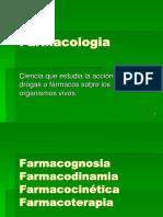 Farmacologia y Farmacognosia