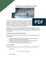 Criterios de Diseño de Instalaciones Eléctricas Industriales