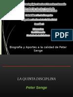Presentacion Peter Senge