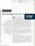 Vacek - Eclipse of Love of God