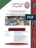 Materias Primas y Producción de Bys
