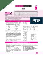 Nco Sample Paper Class-9