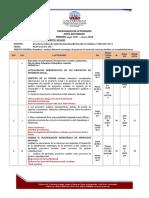 Modelo Planificación de La Cátedra Gerencia de Poryectos Sociales Ead