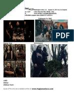 Metal Bulletin Zine 129