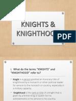 Knights Knighthood