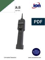 GasCheck G Leak Detector UK V2.2