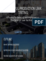 A Process for Selecting and Implementing the Optimum Leak Test Method - LACO Technologies 2015