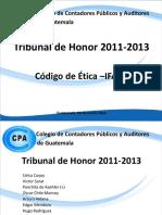 Código De Ética IFAC