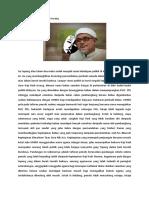 RUU355 Topeng Politik Hadi Awang -Pok Mudo Roni Tanjung