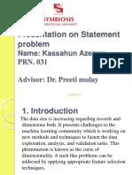 Domain Area P