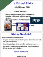 Kuliah Stem Cell Baru 2016