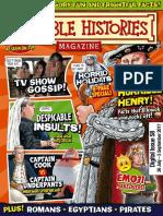 Horrible Histories Issue 58 26 July 5 September 2017